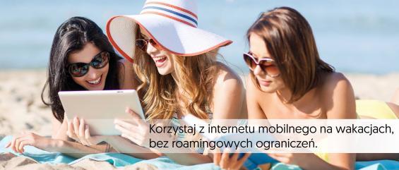 Internet mobilny zagranicą