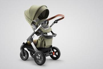 Stokke® Trailz ™ Nordic Green Exclusive Edition