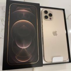 Apple iPhone 12 Pro 128GB= €600, iPhone 12 Pro Max