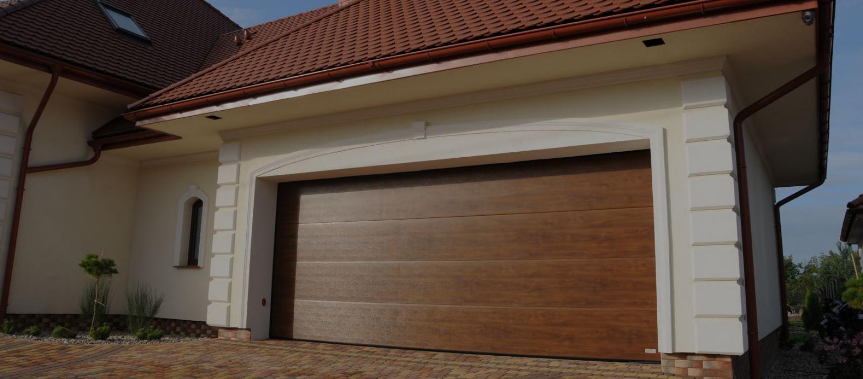 Brama garażowa 3395 zł z montażem