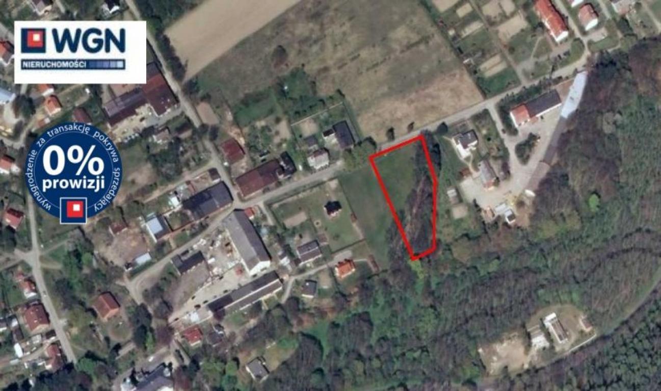 Działka budowlana, Damnica, okolice Słupska, na sp