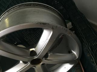 Felga aluminiowa Audi A4 b7 b8 s-line