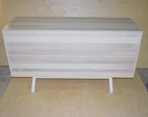 Komoda drewniana,szuflady,kolekcja FR,jesion biel.