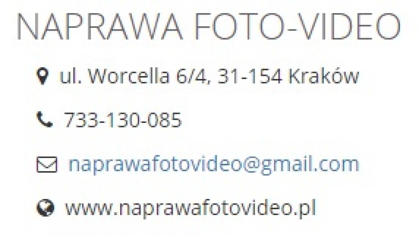 Kraków APARAT KAMERA LEICA NAPRAWA SERWIS