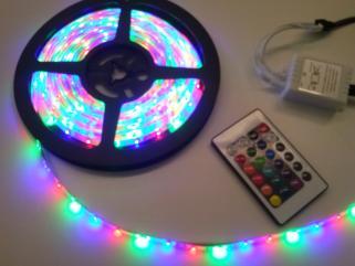 Ledmania usługi oświetleniowe, inteligentny dom