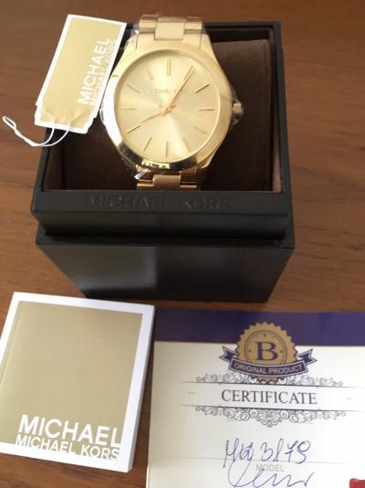 Luksusowy zegarek Michael Kors MK3179