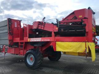 Maszyny rolnicze z Holandii