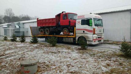 Mobilny serwis samochodów ciężarowych Poznań