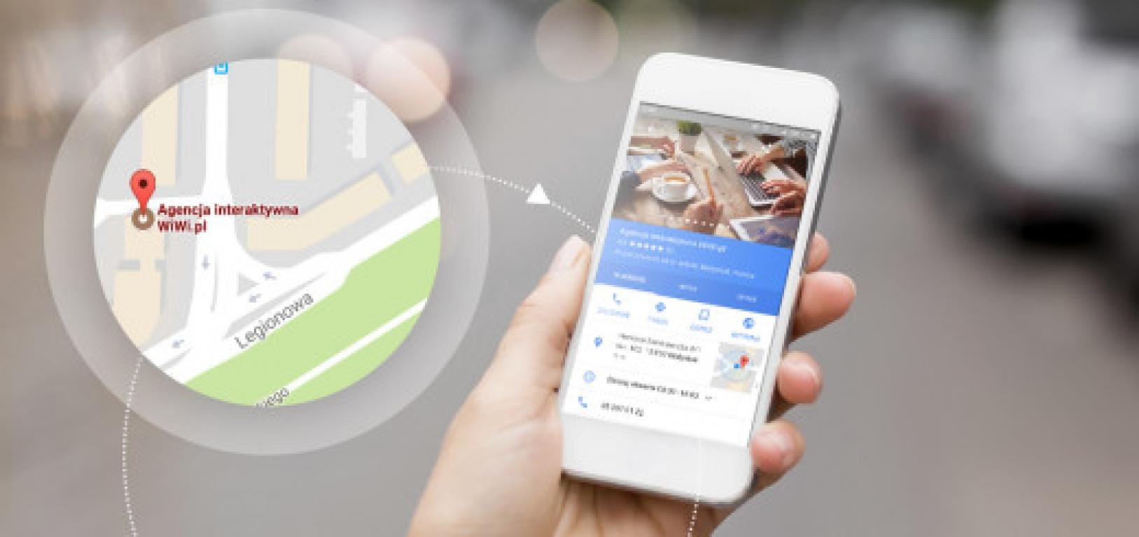 Pozycjonowanie Lokalne w Mapach Google - Setia