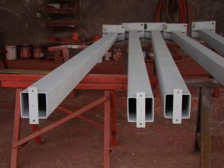 Producent - Konstrukcje stalowe -Szalunki-Stemple