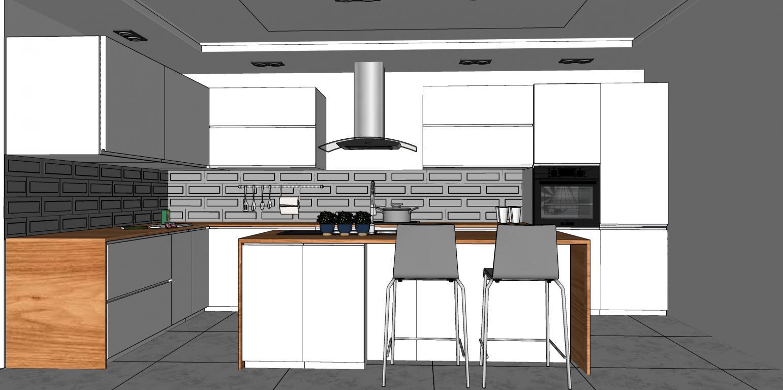 Projektowanie i aranżacja kuchni.