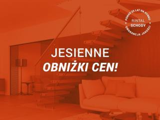Rintal Schody - Jesienne Obniżki Cen!!