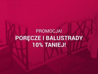 RINTAL Schody - poręcze i balustrady 10% taniej