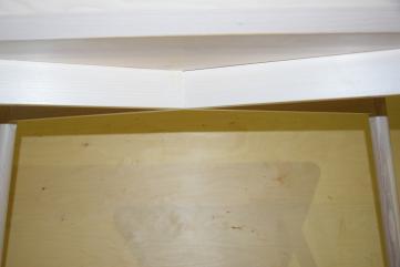 Stół drewniany,kolekcja francuska,jesion bielony