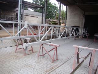 Szalunki-Stemple producent konstrukcji stalowych
