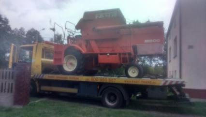 Transport maszyn WIELKOPOLSKA