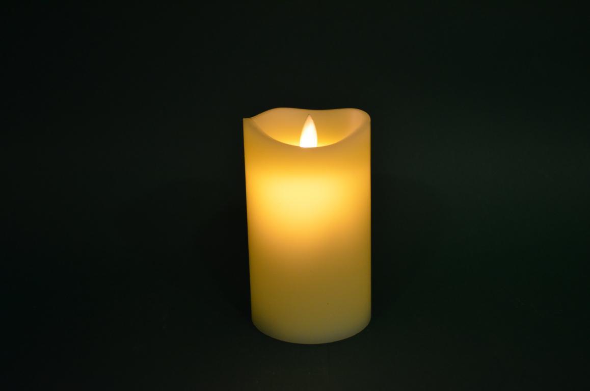 Znicze, wkłady do zniczy, świece